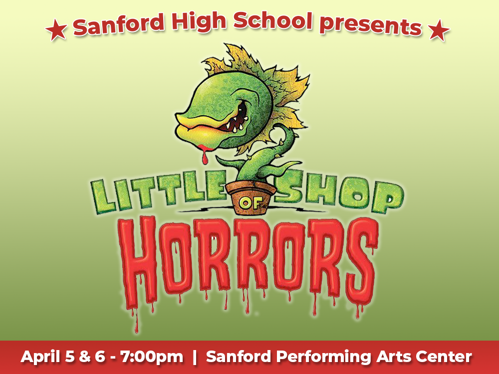 "SHS presents ""Little Shop of Horrors"""