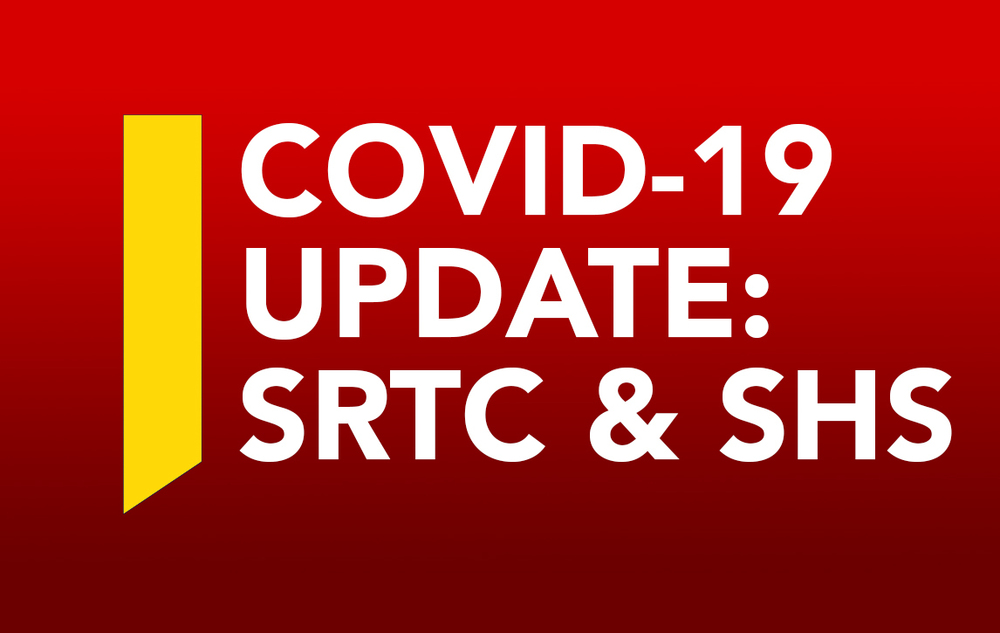SHS/SRTC COVID Announcement 12.14.20