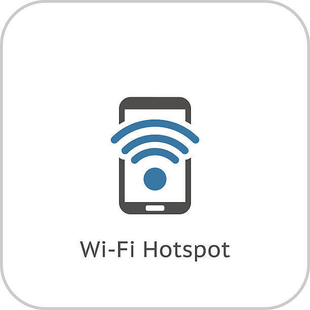 WiFi Hotspot at Lafayette School