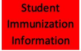 Required Student Immunizations
