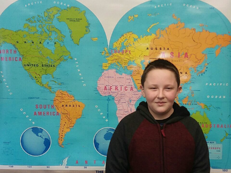 Maine State Geography Bee