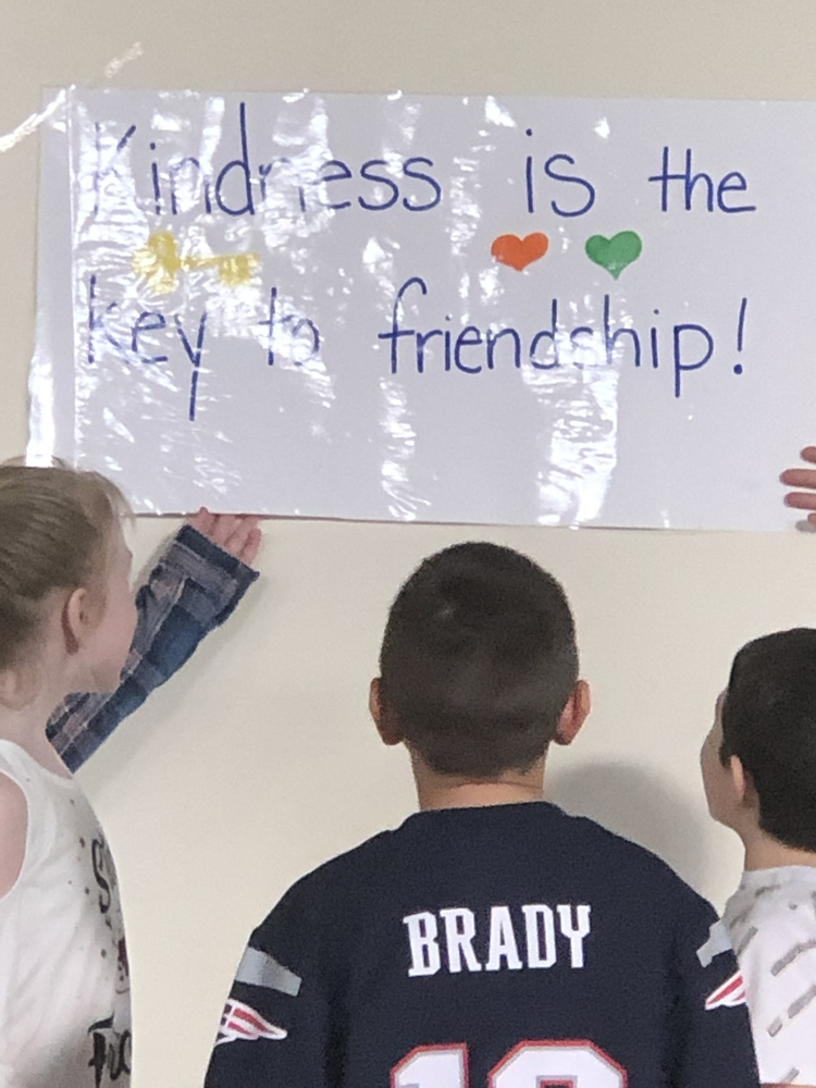 Kindness week kick off
