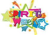 Spirit Week Feb. 11th - 15th at CJL