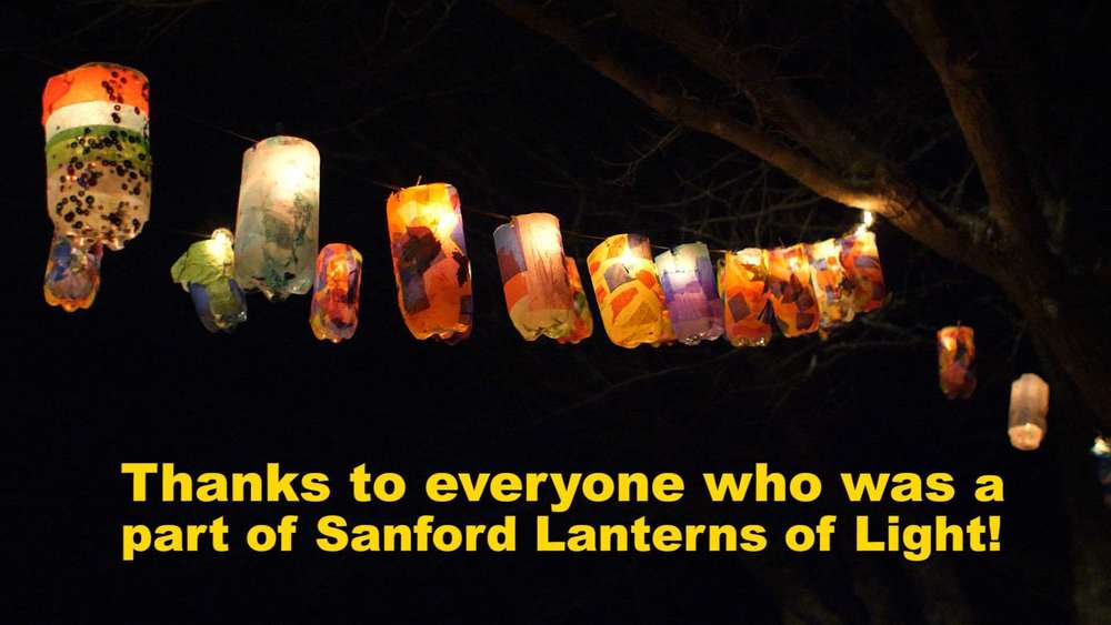 Sanford Lanterns of Light