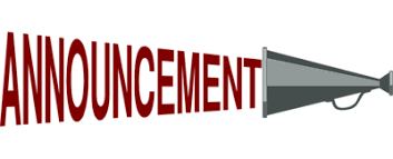 SHS Daily Announcements 04/08/19