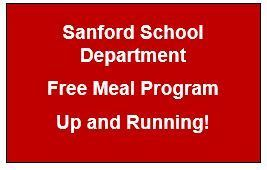 Free Meal Program Up and Running!