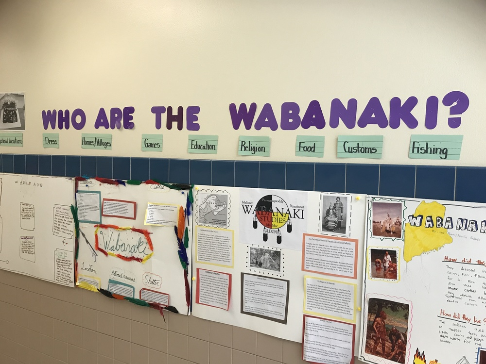 Wabanaki Project Museum at CJL