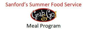 Sanford's Summer Food Service Grab & Go Meal Program