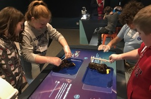 5th Grade Students Visit GMRI - Gulf of Maine Research Institute