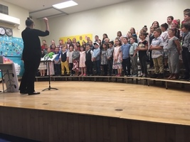MCS 2nd Grade Music Concert