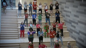 Peer Helpers Flashmob