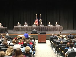 SHS Hosts the Maine Supreme Court