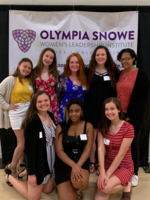 Olympia Snowe Leaders Luncheon