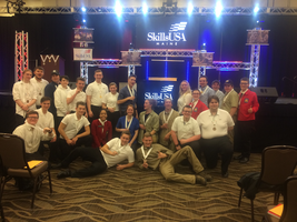 SRTC SkillsUSA  Leadership & Skills Conference 2019​