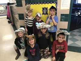 Second Graders Explore Mystery Science Mystery 1: Why do we wear clothes?