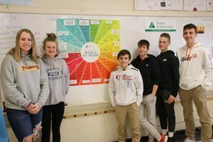 Sanford Students Learn About Financial Literacy