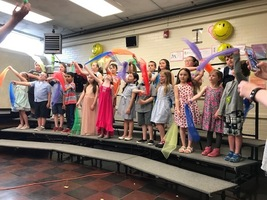 1st & 2nd grade Video concerts