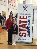 CJL's own Gavin Ericson, a Winning Gymnast
