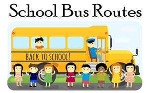 2019 - 2020 Bus Routes Announced