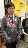5th Grade Archery Champ