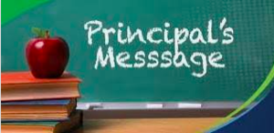 Principal's Message from CJL