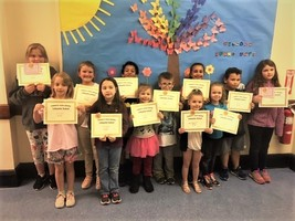May 24, 2019 Terrific Kids