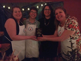 "CJL's PTA Wins ""Best Tasting"" Award at the Chocolate Benefit!"