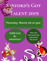 Sanford's Got Talent 2019!