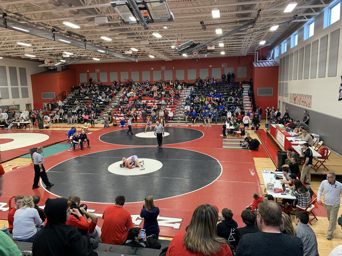 51st Annual Wrestling Tournament