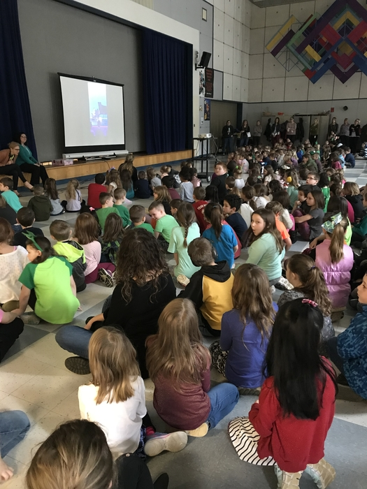 Courage assembly