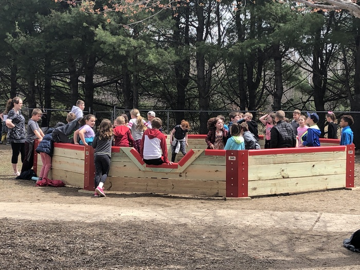 Our new GaGa Ball Pit is a hit!