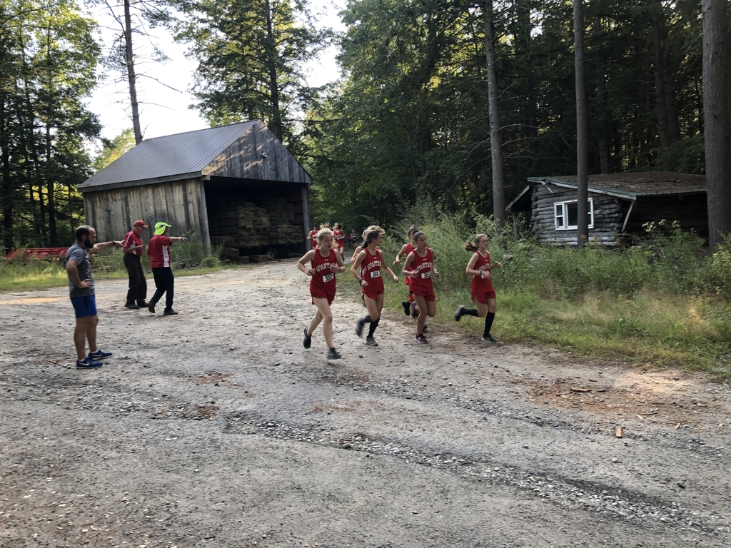 Cross Country at Smiling Hill Farm