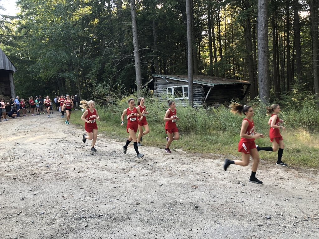 Cross Country at Smiling Hill Farms